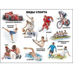 Купить Виды спорта