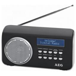 фото Радиоприемник AEG DAB 4130. Цвет: черный
