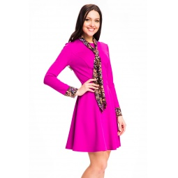 фото Платье Mondigo 5153-1. Цвет: фуксия. Размер одежды: 44
