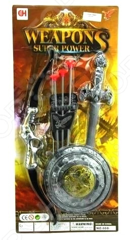 Оружие древнего рыцаря Weapons Weapons. Super Power 1717153 цена и фото