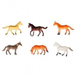 Купить Фигурки животных 1 Toy «В мире животных. Лошади»
