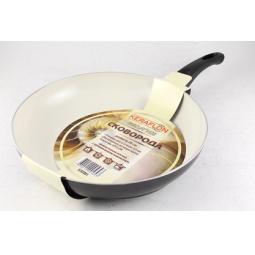 Купить Сковорода Keraflon Ecostyle без крышки