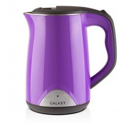 фото Чайник-термос Galaxy «Английский завтрак». Цвет: фиолетовый