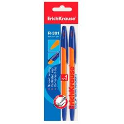 Купить Набор ручек шариковых Erich Krause R-301 Orange
