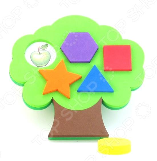 Игрушка-сортер развивающая El Basco «Дерево» развивающая игрушка simba сортер грибок