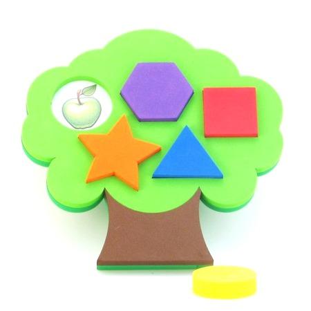 Купить Игрушка-сортер развивающая El Basco «Дерево»