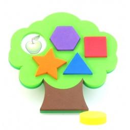 фото Игрушка-сортер развивающая El Basco «Дерево»
