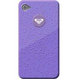 фото Чехол Roxy Rain Drop Cover для iPhone 5. Цвет: пурпурный