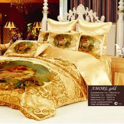 Комплект постельного белья «Аморе». 2-спальный