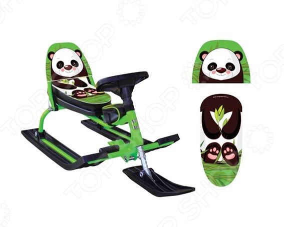 Снегокат Барс 116 Comfort Animals «Панда»