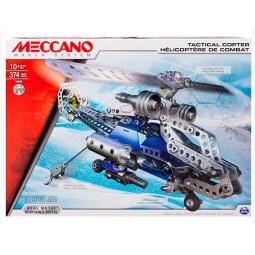 Купить Конструктор игрушечный Meccano «Боевой вертолет»