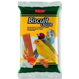 Купить Лакомство для декоративных птиц Padovan 03962 «Бисквиты сладкие яичные»