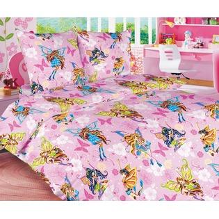 Купить Детский комплект постельного белья Бамбино «Волшебницы»