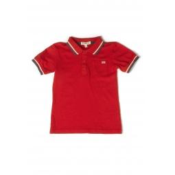 Купить Рубашка-поло детская Appaman Pique Polo. Цвет: красный