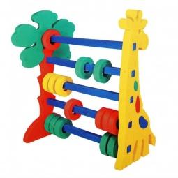 фото Игрушка развивающая Флексика «Счеты №1»