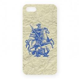 Купить Чехол для iPhone 5 Mitya Veselkov «Георгий Победоносец»