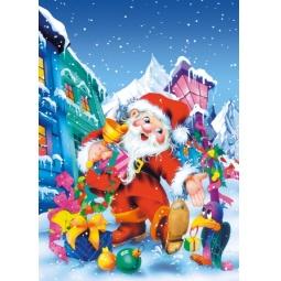 Купить Пазл 60 элементов MIDI Castorland «Подарки к Рождеству»