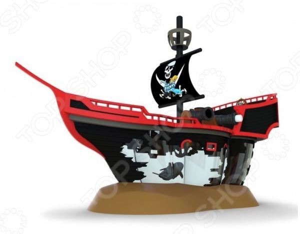 Игрушка интерактивная Redwood Пиратский Корабль-призрак игровой набор для ванны tomy пиратский корабль