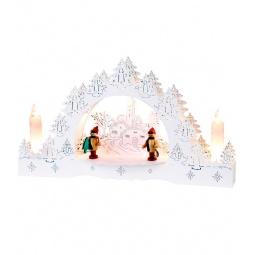 фото Декорация рождественская Star Trading 270-09 Bow-2
