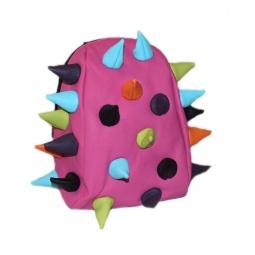 фото Сумка - термо ланч бокс MadPax Rex Nibblers Multicolor. Цвет: розовый