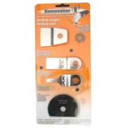 Купить Набор насадок для ручного инструмента Renovator Universal Pack