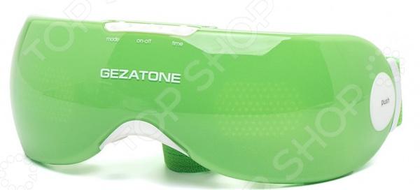 Массажер для глаз Gezatone ISee208Приборы для массажа и чистки лица<br>Массажер для глаз Gezatone ISee208 - сочетание двух самых популярных методик, применяемых в физиотерапии и косметологии - магнитотерапия и акупунктурный массаж. Основными преимуществами данной модели стали: снятие напряжения и усталости глазных мышц, улучшение зрительной функции, устранение признаков стресса и усталости мешки и круги под глазами , нормализация сна, уменьшение глубины морщин вокруг глаз и повышение упругости и эластичности кожи. Порадуйте себя и свои любимые глазки столь приятным, а главное, весьма полезным подарком, как массажер для глаз Gezatone ISee208 и забудьте навсегда об их усталости и переутомлении!<br>