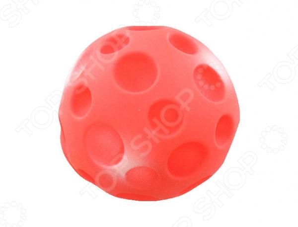 Игрушка для собак ЗООНИК «Мяч-луна». В ассортименте трикси игрушка для собак щенок 8 см латекс цвет в ассортименте