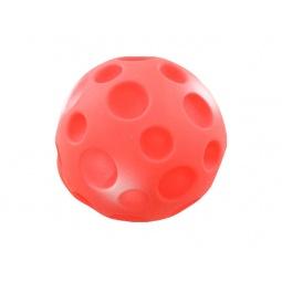 фото Игрушка для собак ЗООНИК «Мяч-луна». В ассортименте. Диаметр: 7,5 см
