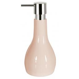 фото Диспенсер для жидкого мыла Spirella Bali. Цвет: абрикосовый