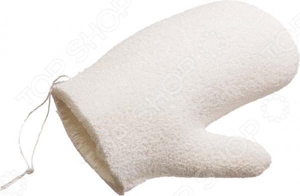 Губка-рукавица для тела Банные штучки с экстрактом тофу 40192 арома губка банные штучки 40188