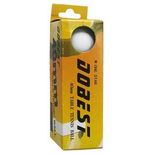 Купить Мячи для настольного тенниса DoBest BA-01 1*