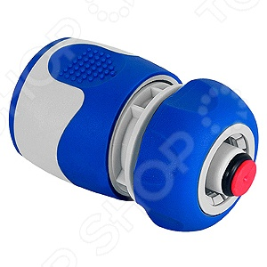 Коннектор с аквастопом Green Apple GWHC20-058Коннекторы и штуцеры для соединения шлангов<br>Коннектор с аквастопом Green Apple GWHC20-058 изделие, используемое для соединения шланга диаметр 1 2 , 12 мм с насадкой. Коннектор представлен двухкомпонентной структурой, выполнен из прочного ABS-пластика с прорезиненными вставками. Система аквастопа позволяет перекрывать поток воды при смене насадки.<br>