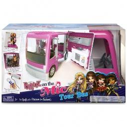 фото Машинка игрушечная Bratz Автобус. Гастроли