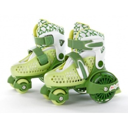 фото Роликовые коньки детские раздвижные Moby Kids 64539 «Квады»