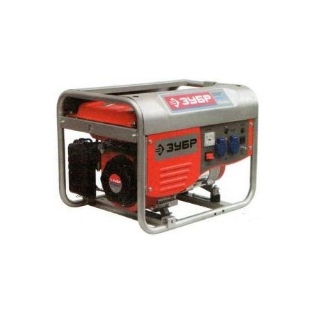 Купить Генератор бензиновый Зубр ЗЭСБ-4000-Э