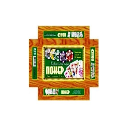 Купить Набор для покера, 36 карт