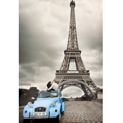 Купить Пазл 500 элементов Educa «Эйфелева башня»