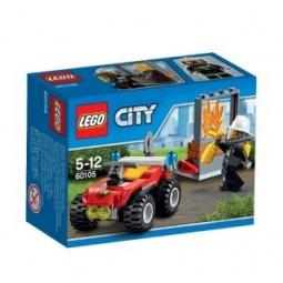 Купить Конструктор игровой для ребенка LEGO «Пожарный квадроцикл»