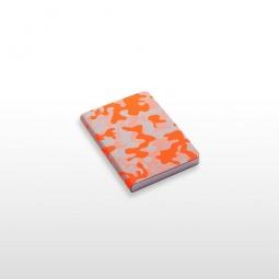 фото Записная книжка Nuuna «Camouflage Neon Orange»