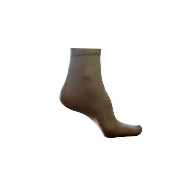 фото Носки эластичные легкие Burlesco C202. Цвет: телесный