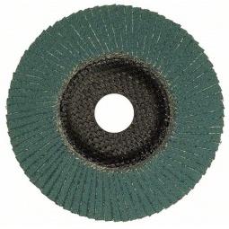 Купить Диск лепестковый для угловых шлифмашин Bosch Best for Inox 2608607639
