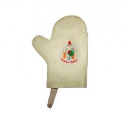 фото Рукавица для сауны Банные штучки «Хозяин бани»