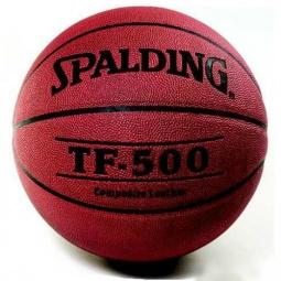 фото Мяч баскетбольный Spalding TF-500 Composite. Размер мяча: 7
