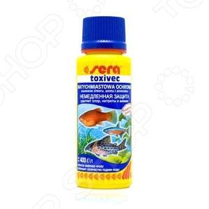 Средство для нейтрализации ядов в аквариумной воде Sera Toxivec действует моментально. За считанные минуты оно удаляет все вредные примеси и вещества аммоний, нитриты, хлор, хлорамин . Средство также благотворно влияет на общее состояние организма рыбы, защищая их слизистую от повреждений, аллергии и заболеваний. Sera Toxivec уменьшает частоту подмен воды, стабилизирует баланс pH и KH, связывает тяжелые металлы для их лучшего удаления из водной среды.