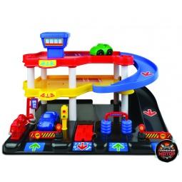 фото Набор игровой для мальчика Пламенный Мотор «Паркинг. Автоцентр»