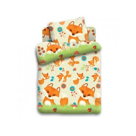 Купить Детский комплект постельного белья Кошки-Мышки «Лисята»
