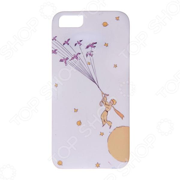 Чехол для iPhone 5 Mitya Veselkov «Принц летит»