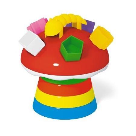 Купить Игрушка-пирамидка Стеллар «Гриб» 01336