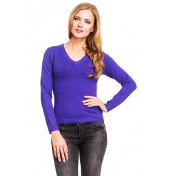 фото Джемпер Mondigo 9131. Цвет: фиолетовый. Размер одежды: 42