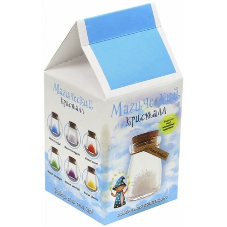 Купить Набор для выращивания Магические кристаллы «Магия воздуха»